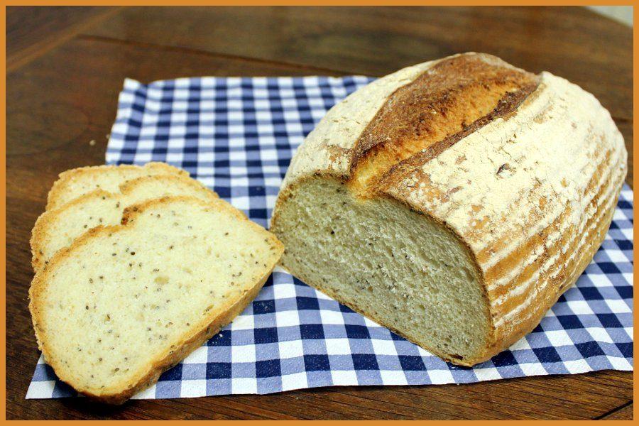 Köp Chiafröbröd från TM Bagarstuga. Fri frakt och hemleverans oavsett hur lite du beställer.