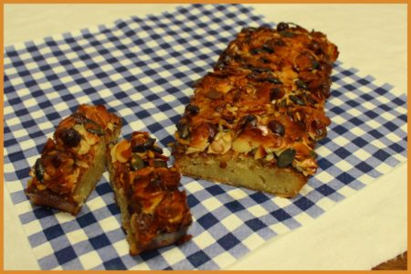 Kaffelängd bakad på glutenfritt mjöl från TM Bagarstuga
