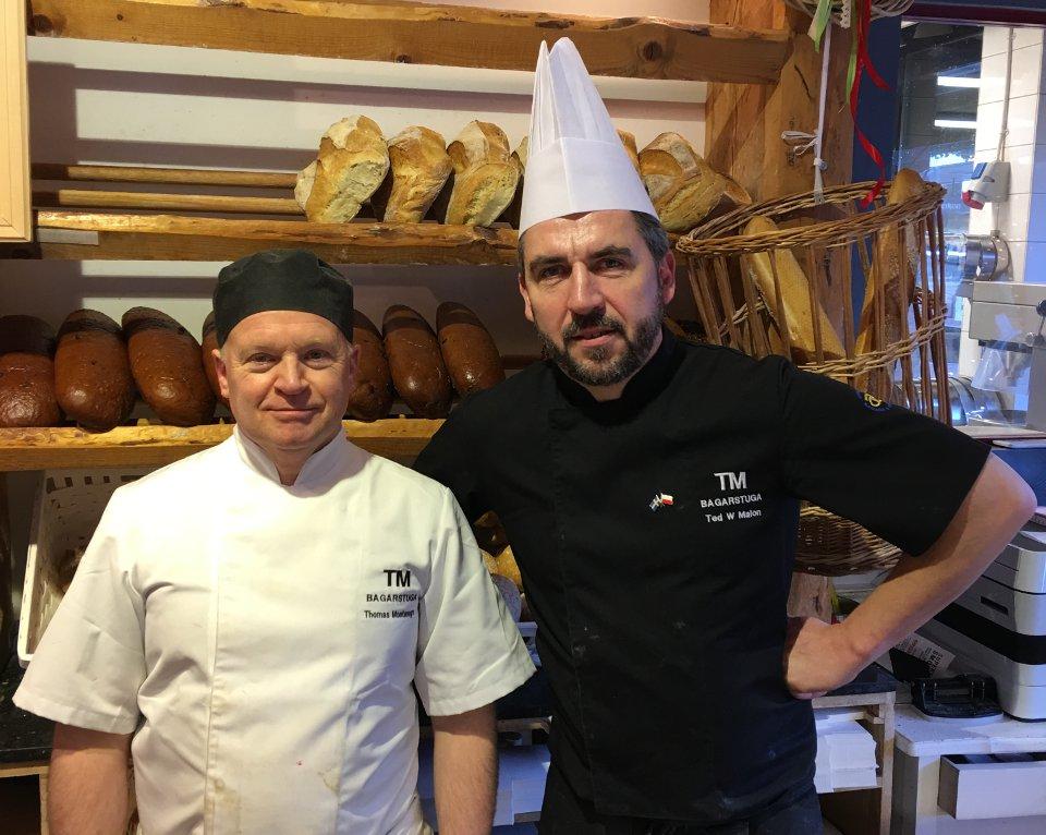 Köp bröd från TM Bagarstuga
