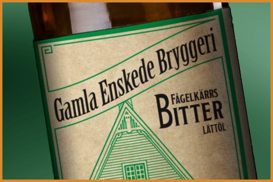 Köp Ekologisk Fågelkärrs Bitter från Gamla Enskede Bryggeri. Fri frakt och hemleverans oavsett hur lite du beställer.